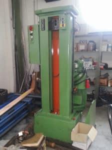 Manutenzione e Revisione macchine industriali a Cogollo VI