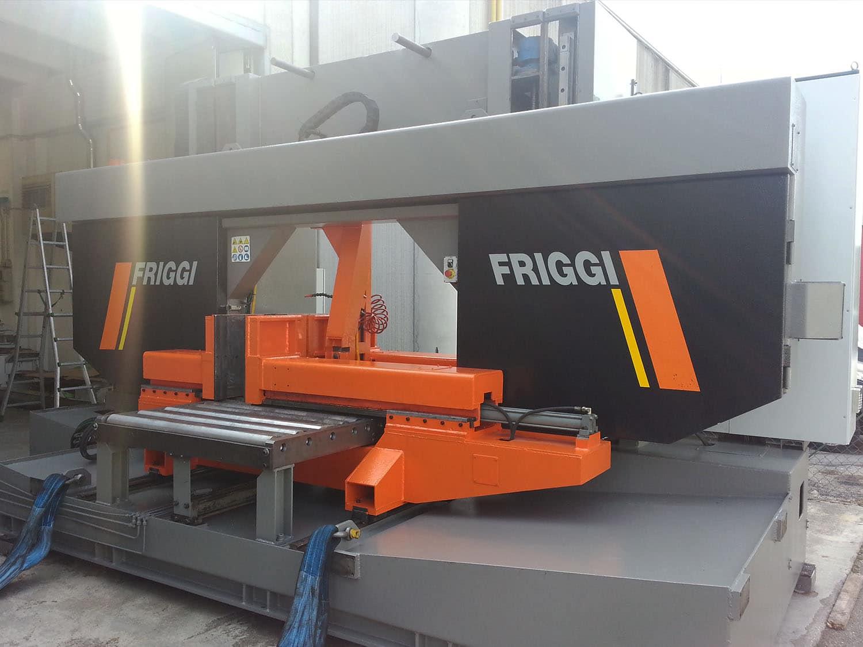 Revisione macchine per Industria a Cogollo VI
